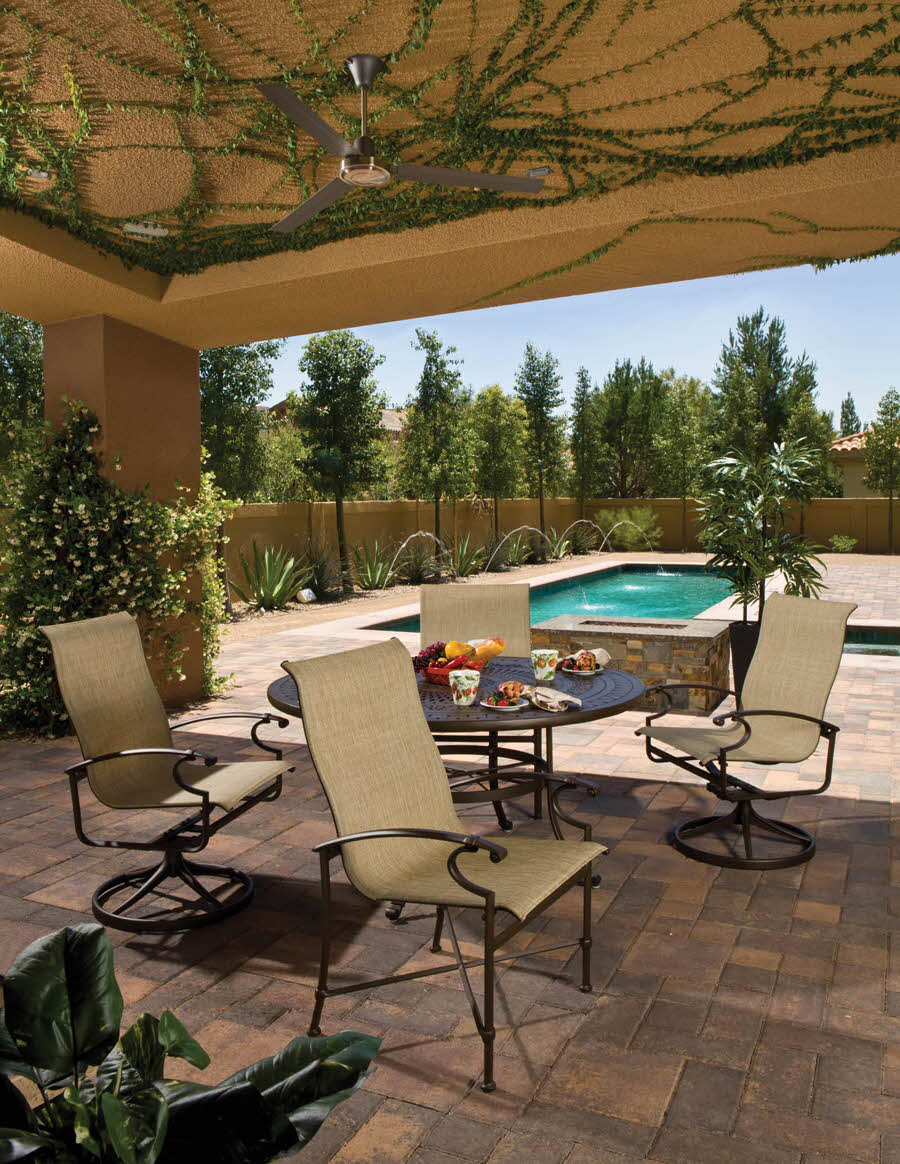 Outdoor Furniture Collections Table Collections